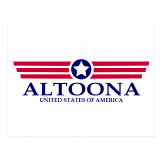 Altoona Pride Postcard