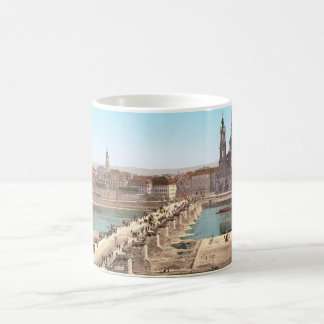 Altstadt Old City Dresden View from War Ministry Coffee Mug