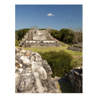 Altun Ha is a Mayan site that dates back to 200 2 Postcard