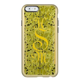 Aluminium-Or-HSM de fleur Coque iPhone 6 Incipio Feather® Shine