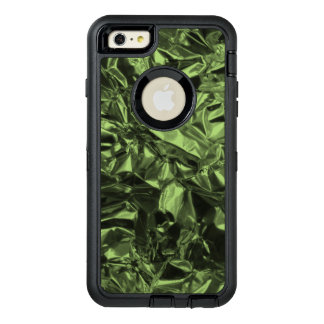 Aluminum Foil Design in Moss Green OtterBox iPhone 6/6s Plus Case
