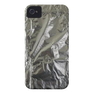 Aluminum foil iPhone 4 Case-Mate case