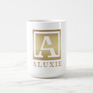 ALUXIE Classic White Mug