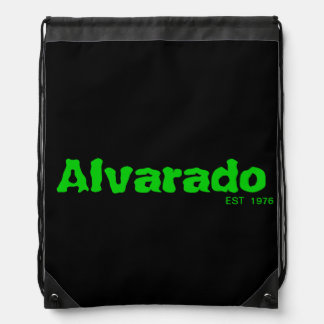 Alvarado Drawstring Bag