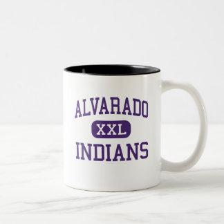 Alvarado - Indians - Junior - Alvarado Texas Mug