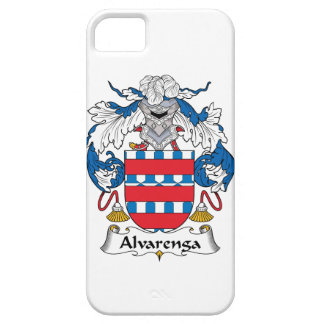 Alvarenga Family Crest iPhone 5 Cases