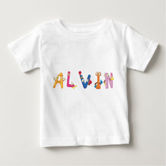 Alvin Baby T-Shirt