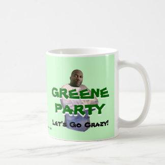 Alvin Greene: Let's Go Crazy! Coffee Mug