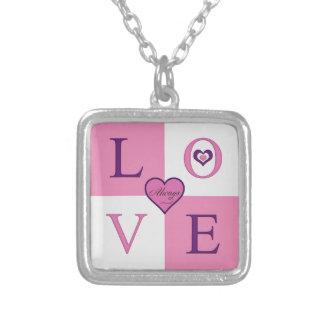 Alway Love Necklace Jewelry