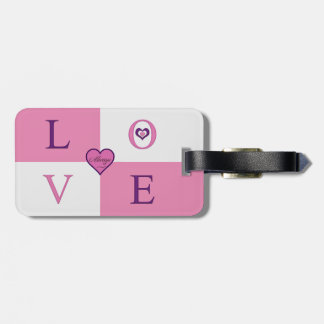 Alway Love Products Luggage Tag Leather Strap