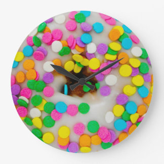 Always a good time for donut clocks