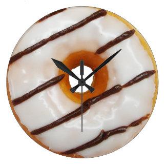 Always a good time for donut wallclocks