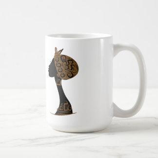 Always A Lady Kwanzaa Mug