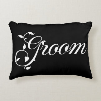 Always and forever Groom Wedding Pillow