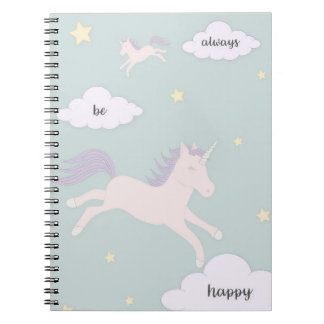 Always Be Happy Notebook