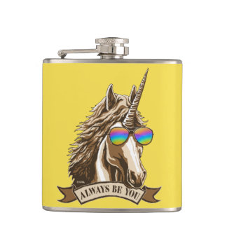Always be you flask