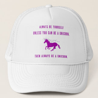 Always Be Yourself Trucker Hat