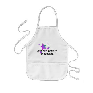 Always Believe in Magic Apron