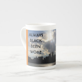 Always black tea cup