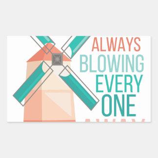 Always Blowing