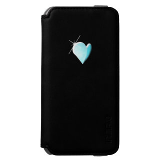 Always bring your hart incipio watson™ iPhone 6 wallet case