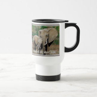 Always By Your Side Travel Mug