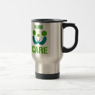 always care travel mug