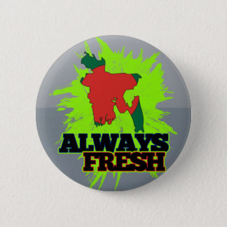 Always Fresh Bangladesh 2 Inch Round Button