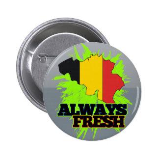 Always Fresh Belgium Button