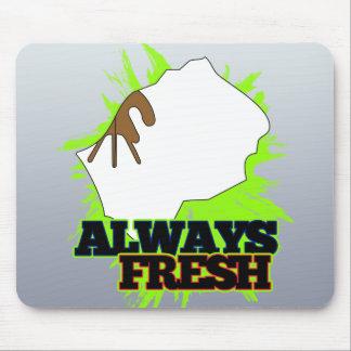 Always Fresh Lesotho Mouse Pad