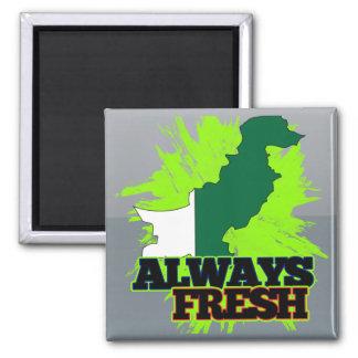 Always Fresh Pakistan Magnet