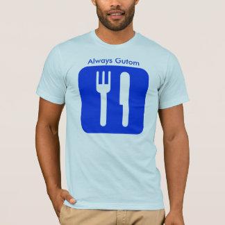 Always Gutom [blue], Always Gutom T-Shirt