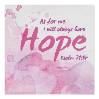 Always Have Hope Art Print