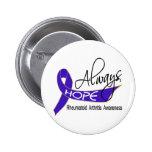 Always Hope Rheumatoid Arthritis 2 Inch Round Button