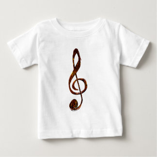 Always In Treble - Treble Clef apparel Baby T-Shirt
