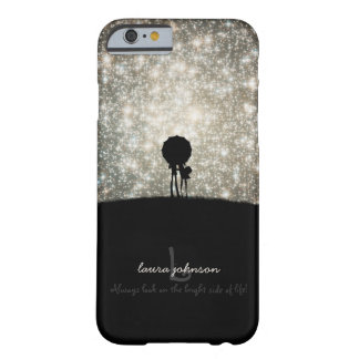 Always look on the bright side of life! barely there iPhone 6 case
