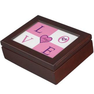 Always Love Jewellery Box