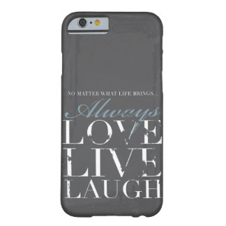 Always Love, Live, Laugh - Grunge Gray Cover