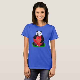 Always love Panda T-Shirt
