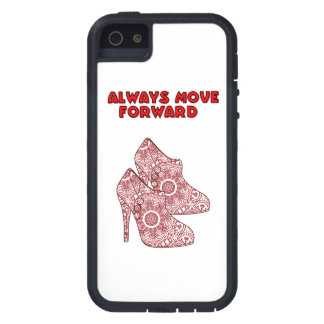 Always Move Forward iPhone 5 Cover