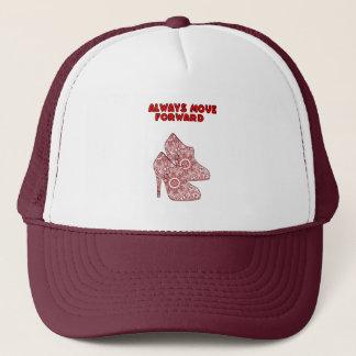 Always Move Forward Trucker Hat