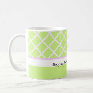 Always my Mother and Friend Mother's Day Mug