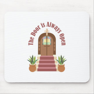 Always Open Mouse Pad