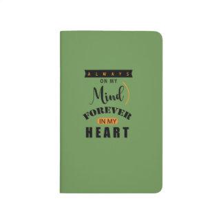 Always Remember Journal