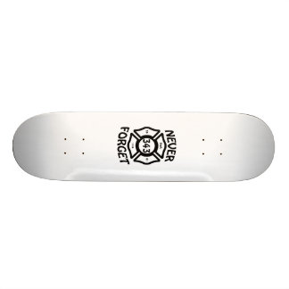 Always remember the 11th of September, and the 343 Custom Skate Board