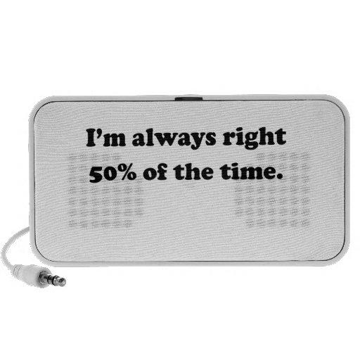 Always Right Speaker