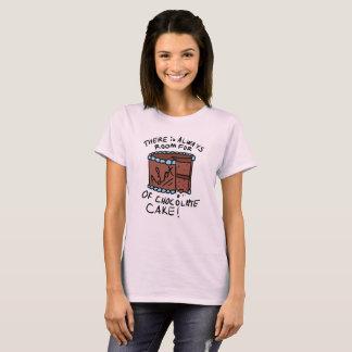 Always Room For Cake T-Shirt