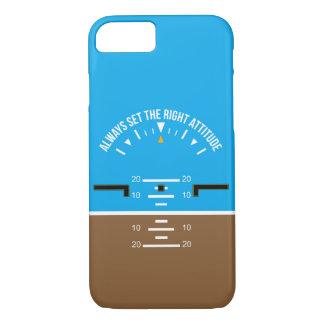 Always set the right ATTITUDE Case-Mate iPhone Case