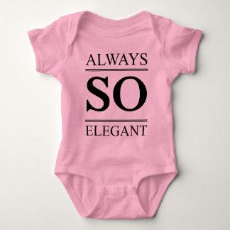 Always so elegant shirt