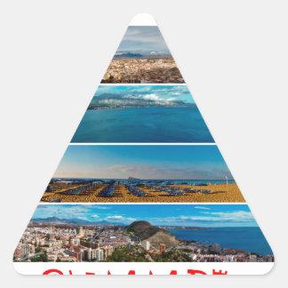 Always Summer Triangle Sticker